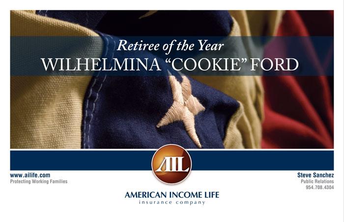 American Income Life ad