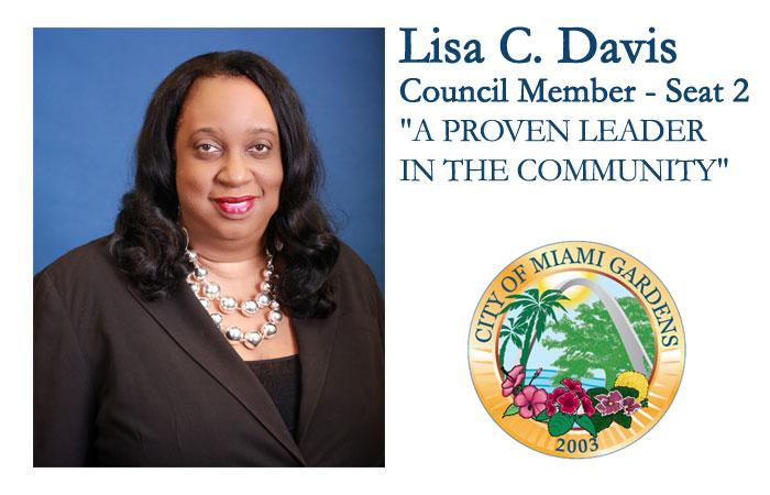 Lisa C. Davis ad