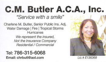 C. M. Butler A.C.A., Inc.