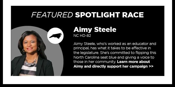 Aimy Steele