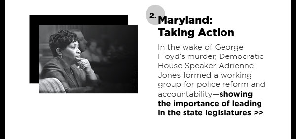 Maryland taking action