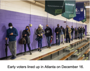 Georgia voters
